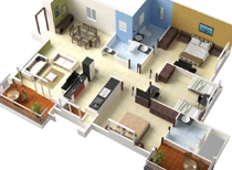 House Extension, Building Plan Services, Room Extensions, Kitchen Extensions by Home Extensions and Loft Conversion Company Midlands, UK